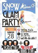 Snow Glamm Party 28.1.2017