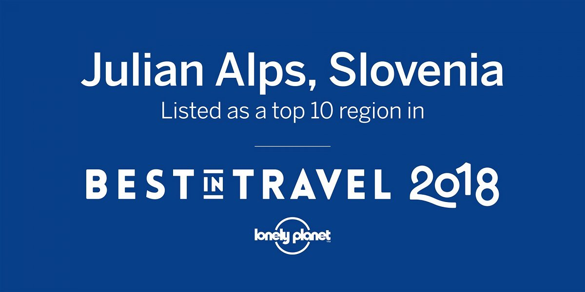 Lonely Planet, best in travel 2018