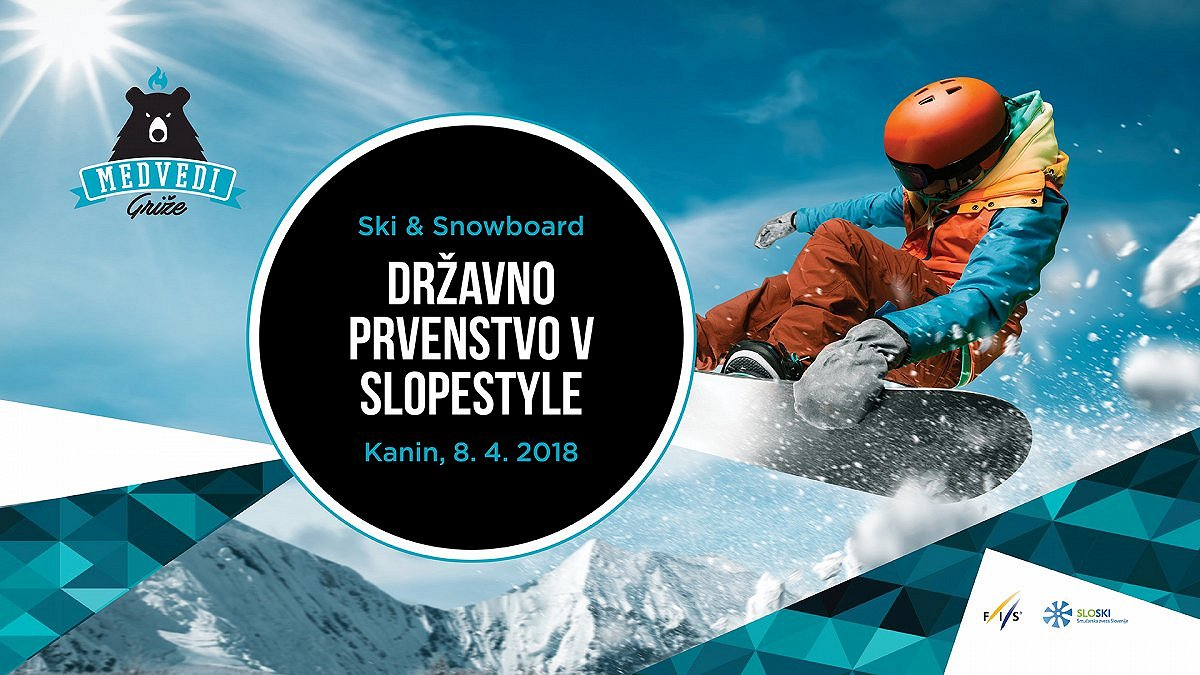 National championship in slopestyle, Kanin ski resort
