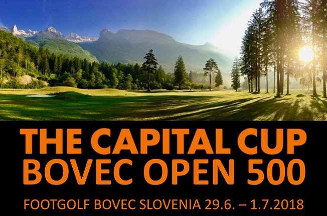 The capital cup Bovec open 500
