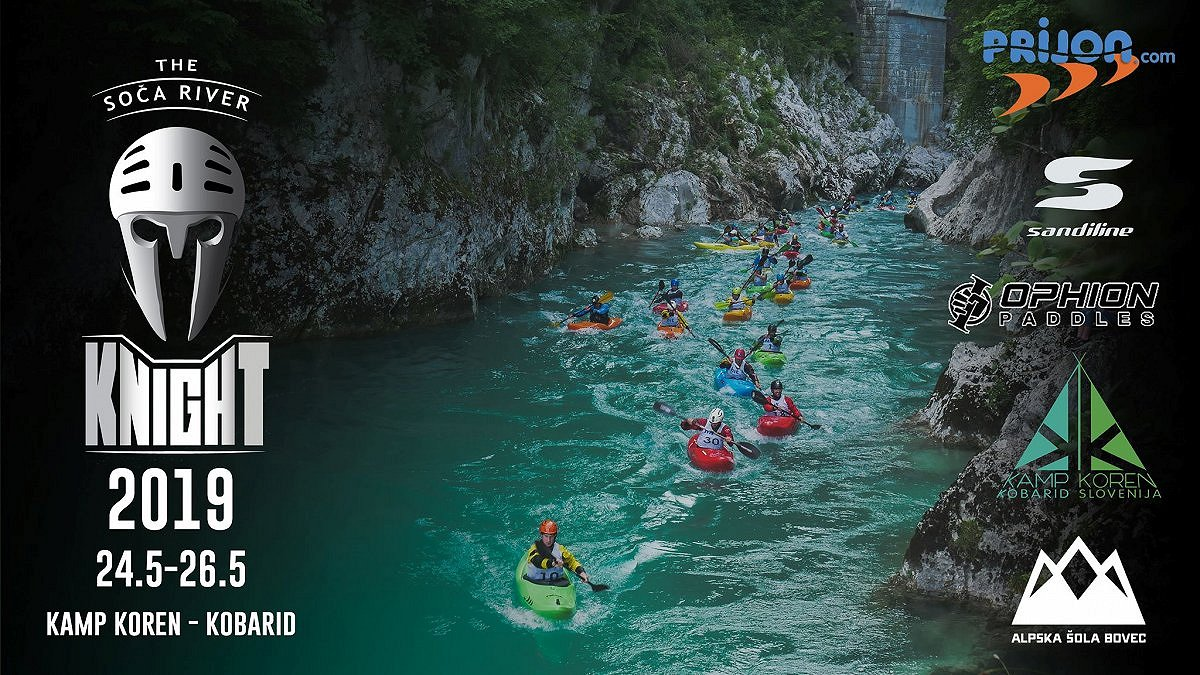 Soča River Knight 2019