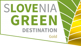 Slovenia Green Destination Gold - Soča valley